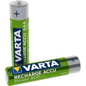 Dobíjecí NiMh Baterie AAA 800 mAh 2-Blistr