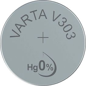 Støíbro-oxidová Baterie SR44 1.55 V 170 mAh 1-Balíèek - zvìtšit obrázek