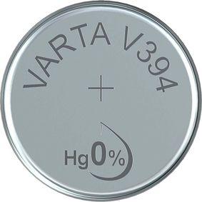 Støíbro-oxidová Baterie SR45 1.55 V 67 mAh 1-Balíèek - zvìtšit obrázek