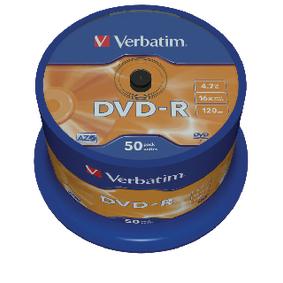 DVD 4.7 GB 50 Kusù