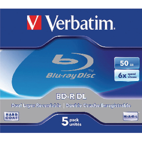 Blu-ray 50 GB 5 Kusù