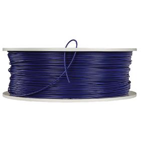 Vl�kno PLA 1.75 mm 1 kg Modr�
