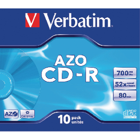 CD 700 MB 10 Kusù