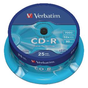 CD 700 MB 25 Kusù