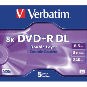 DVD 8.5 GB 5 Kusù