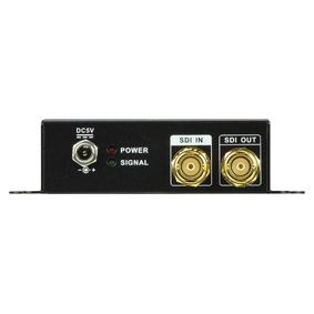 HDMI Pøevodník 1x SDI - HDMI Výstup / 2x RCA Zásuvka / 1x Koaxiální Audio / 1x SDI