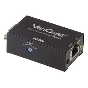 VGA / Zvuk Cat5 Extender 150 m
