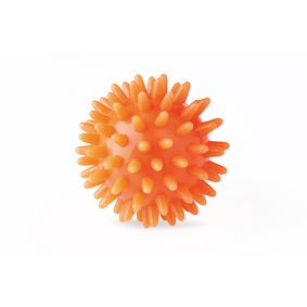 Masážní Kulièka Ostnaté 6 cm Oranžová