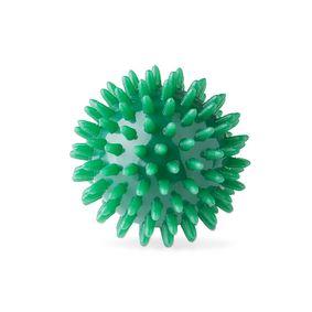 Masážní Kulièka Ostnaté 7 cm Zelená