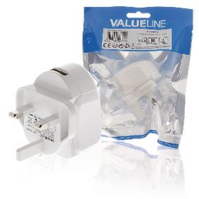 Nabíjeèka 1 - Výstup 2.4 A USB Bílá