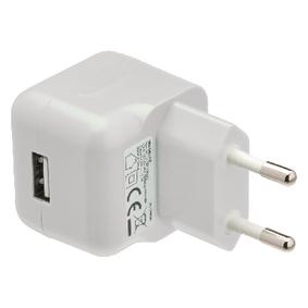 Nabíjeèka 1 - Výstup 2.1 A USB Bílá