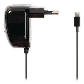 Nabíjeèka 2.1 A Apple Lightning Èerná