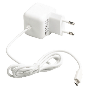 Nabíjeèka 2.1 A Micro USB Bílá