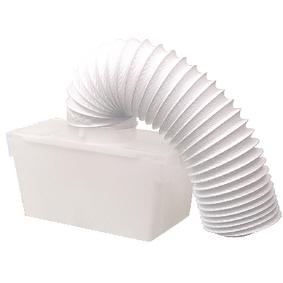 Vlhkost Box s Vypou�t�c� Hadice   2 Hadice Spony