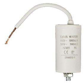Kondenz�tor 450V   Kabel 12.0uf / 450 V   cable