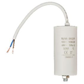 Kondenzátor 450V   Kabel 30.0uf / 450 V   cable