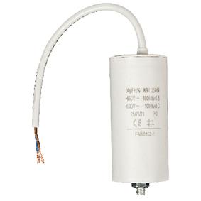 Kondenz�tor 450V   Kabel 50.0uf / 450 V   cable