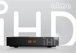 Alma DVB-T2 pøijímaè iHD, HEVC (H.265), HbbTV, DRM