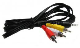 AMIKO AV kabel, jack / cinch