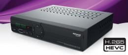 AMIKO DVB-S/S2 pøijímaè HD 8255+, CI slot, UNI èteèka, HEVC