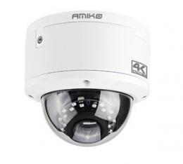 AMIKO IP kamera Dome DVW20M 4K POE Antivandal