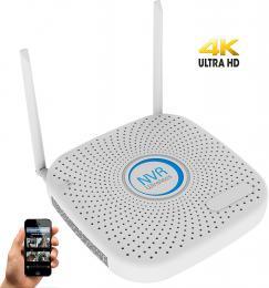 Amiko NVR 4K UHD H265 Wi-Fi rekordér (9CH)