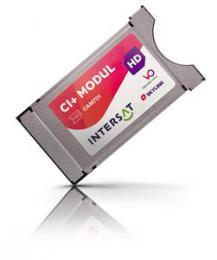 CAM 701 Viaccess s kartou Skylink-logo Intersat, z�ruka 3 roky