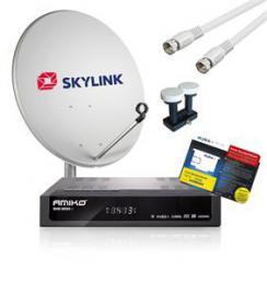 Dotovan� SET Synaps ZR300, karta Skylink, PAR 85Fe, Zircon mono singl