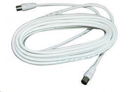 EET Maximum úèastnický kabel 10m, konektory IEC, bílý