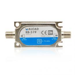 Filtr LTE Alcad RB-519  5 - 774 MHz, 60 dB, vnitøní