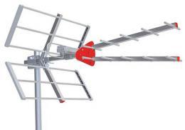 FTE EYE - DVB-T/T2 anténa s LTE 5G filtrem 11,5 dB