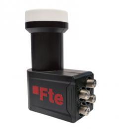 FTE konvertor HQ Quattro eXcellento RED