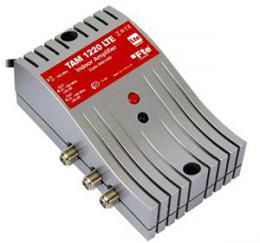 FTE linkov� zesilova� TAM 1220/TAL 1220 s LTE filtrem a regulac� zisku, 2x v�stup - zv�t�it obr�zek