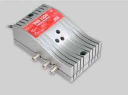 FTE linkový zesilovaè TAM 1224 LTE, s regulací zisku, 2x výstup