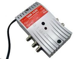 FTE linkový zesilovaè TAM 1420 LTE, s regulací zisku, 4x výstup