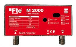 FTE p�edzesilova� UHF M2000 LTE
