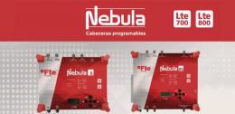 FTE programovatelný zesilovaè NEBULA 8s, 8 MUX