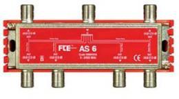 FTE rozbo�ova� AS 6, rozsah 5-2400 MHz, F-konektor
