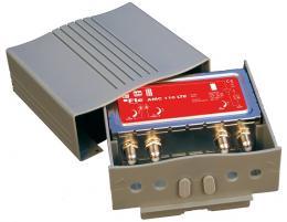FTE zesilovaè AMC 110 VHF/2xUHF 28 dB s LTE filtry