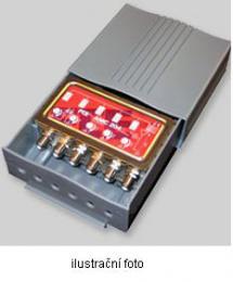 FTE zesilova� AMC 210 2VHF/3UHF 26 dB