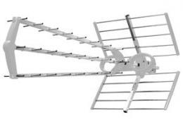 ITS anténa venkovní Triplex UHF EK100 L2, 17 dB s LTE2 filtrem (470 - 694 MHz)