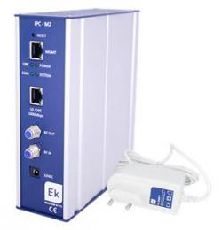 ITS IPC-M hlavní stanice - pøenos ethernetu pøes koaxiální kabel