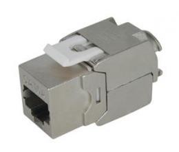ITS KJ C6A-FTL - konektor Keystone jack Cat6A FTP samozaøezávací