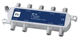 ITS rozboèovaè 1/8 prùchozí pro DC, 5-2400 MHz