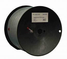 Koaxiální kabel  Zircon CU 125 AL - návin 300 m