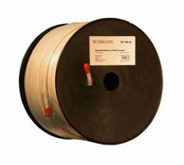 Koaxiální kabel  Zircon CU 125 AL - návin 50 m