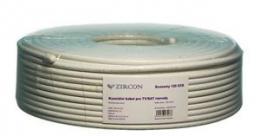 Koaxiální kabel  Zircon Economy 120 CCS - návin 100 m