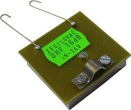 OEM ant�nn� p�edzesilova� UHF 16 dB do ant. krabi�ky