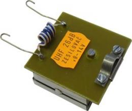 OEM ant�nn� p�edzesilova� UHF 26 dB
