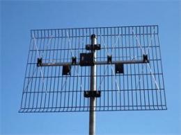 OEM DVB-T anténa síto velké husté H+V 12,8 dB